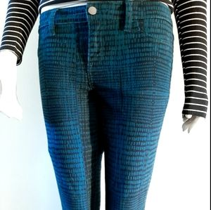 Calvin Klein Skinny jeans blue and black casual